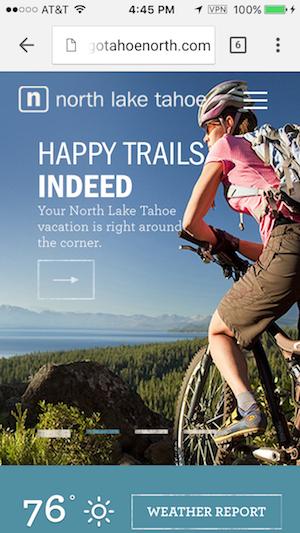 Custom Website Development Costs - Tahoe Mobile