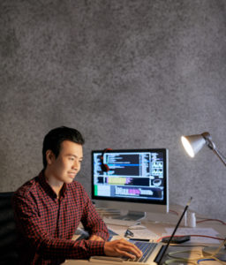 Freelance Web Developers - working